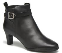 Melora Strap Bootie Stiefeletten & Boots in schwarz