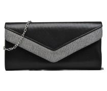 Pochette glitter Mini Bags für Taschen in schwarz