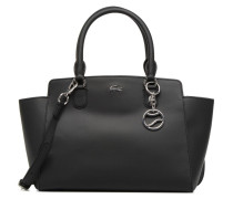 SHOPPING BAG Handtasche in schwarz