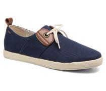 Cargo one Sneaker in blau
