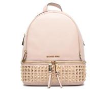 Rhea Zip MD PYR STUD BACKPACK Rucksäcke für Taschen in rosa