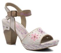 Bilte Sandalen in mehrfarbig