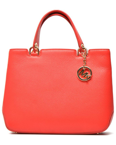 michael kors damen anabelle md tz tote handtaschen f r taschen in rot reduziert. Black Bedroom Furniture Sets. Home Design Ideas
