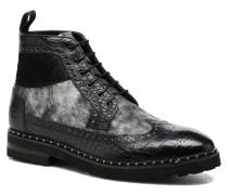 Mathew 9 Stiefeletten & Boots in schwarz