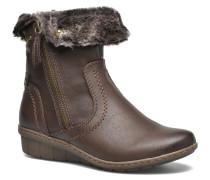 INGRID Stiefeletten & Boots in braun