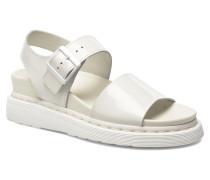 Shore Romi Y strap Sandal Sandalen in weiß