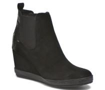 Clara Stiefeletten & Boots in schwarz