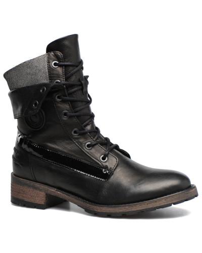 Deday Stiefeletten & Boots in schwarz