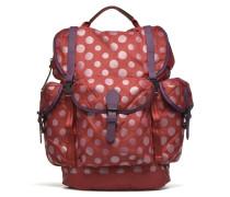 Backpack BS Rucksäcke für Taschen in rot