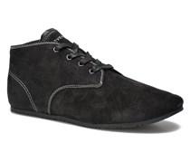 Basuede II Sneaker in schwarz