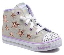 Shuffles Lil Rockin Stars Sneaker in silber