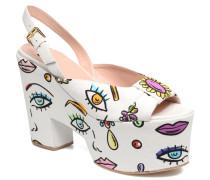 Salento Sandalen in weiß