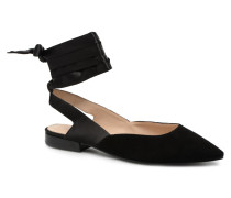 Adela Ballerinas in schwarz