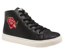 Fliou Flower Bo Sneaker in schwarz