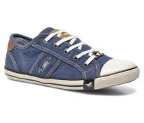 Flaki Sneaker in blau