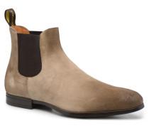 SILVIO Stiefeletten & Boots in grau
