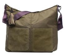 Shoulder tote Handtaschen für Taschen in grün