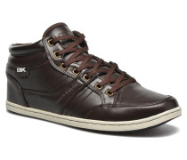 Restyle Mid Sneaker in braun
