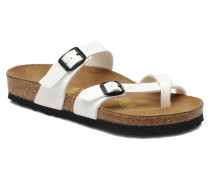 Mayari Sandalen in weiß