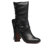 Dasha High Boot Stiefeletten & Boots in schwarz