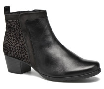 Mina Stiefeletten & Boots in schwarz
