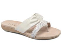 Fila Clogs & Pantoletten in weiß