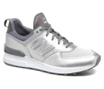 WL574 PE18 Sneaker in silber