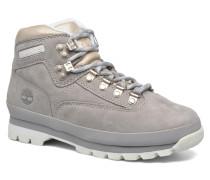 Euro Hiker Leather Schnürschuhe in blau
