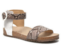D ZAYNA E D622BE Sandalen in grau