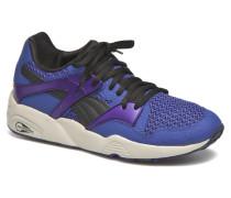 Blaze knit Sneaker in blau