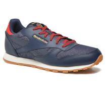 Cl Leather Dg Sneaker in blau