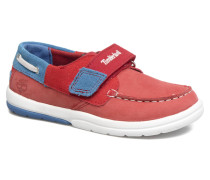 Toddletracks Boat Sh Sneaker in rot