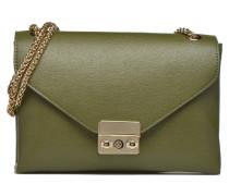 JELINOinSAF Porté travers Cuir Handtaschen für Taschen in grün