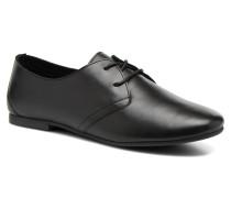 New Filou Schnürschuhe in schwarz