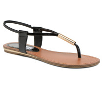 Hamil Sandalen in schwarz