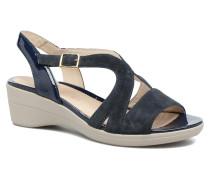 Vanity III Sandalen in blau