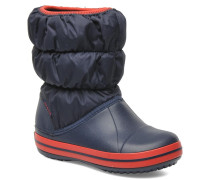 Winter Puff Boot Kids Stiefeletten & Boots in blau