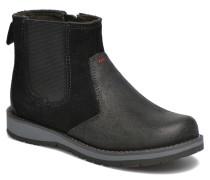 Kidder Hill Wedge Ch Stiefeletten & Boots in schwarz