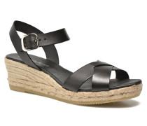 Inof Sandalen in schwarz