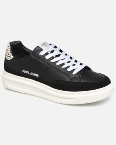 Abbey Bass C Sneaker in schwarz