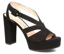 Vistor Sandalen in schwarz