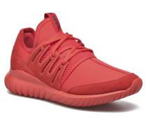 Tubular Radial Sneaker in rot
