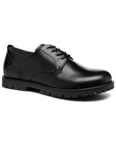 Gilford Schnürschuhe in schwarz