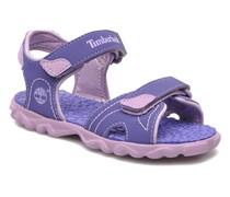 Splashtown 2 Strap Sandal Sandalen in lila
