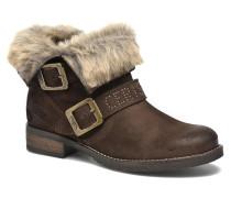 Janis Stiefeletten & Boots in braun