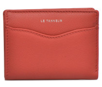 VALENTINE Portecartes Portemonnaies & Clutches für Taschen in rot