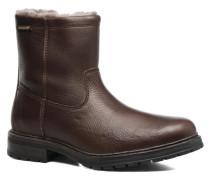Leonardo Stiefeletten & Boots in braun