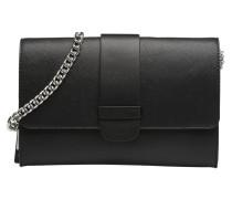Akira Big Baguette Handtasche in schwarz