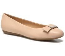 D LOLA A D54M4A Ballerinas in beige
