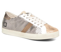 Hill Low Pong Sneaker in silber